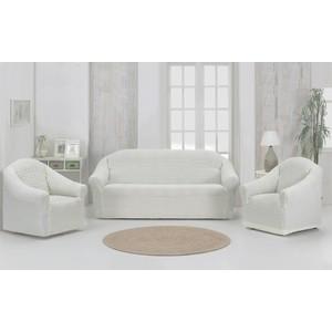 Набор чехлов для мягкой мебели 3 предмета Karna (1780 /CHAR009) набор чехлов для мягкой мебели 3 предмета every 1799 char009