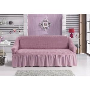 Чехол для трехместного дивана Bulsan светло-розовый (1796/CHAR017)