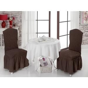 Чехлы на стулья 2 штуки Bulsan (1906/CHAR008)