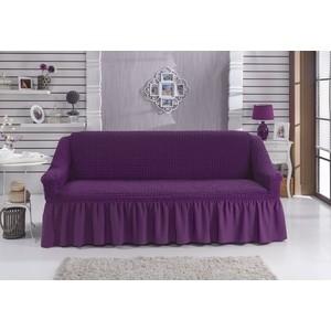 Чехол для двухместного дивана Bulsan фиолетовый (2027/CHAR017)