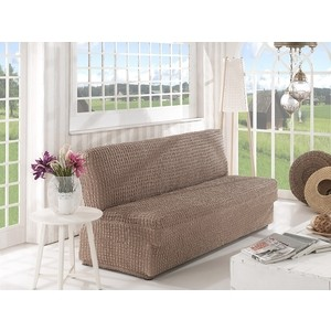 Чехол для двухместного дивана без подлокотников Karna (2649/CHAR004) оправа для очков ferragamo fe 2649