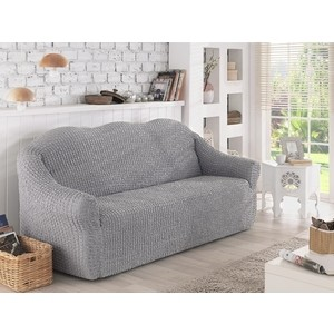Чехол для двухместного дивана Karna серый (2651/CHAR007)
