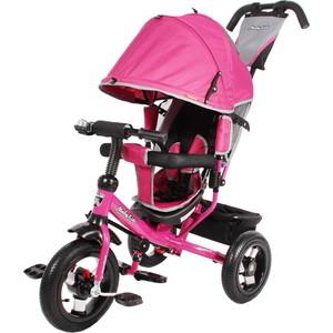 Велосипед 3-х колесный Moby Kids Comfort 12x10 AIR лиловый 641055