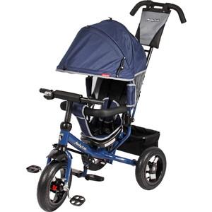 Велосипед 3-х колесный Moby Kids Comfort 12x10 AIR синий 641054