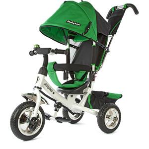 Велосипед 3-х колесный Moby Kids Comfort зеленый 950D-Green велосипед 3 х колесный moby kids comfort