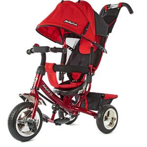 Велосипед 3-х колесный Moby Kids Comfort красный 950D-Red велосипед 3 х колесный moby kids comfort