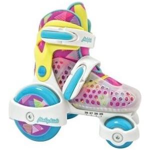 Роликовые коньки Moby Kids р 30-33 розовый 641146