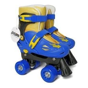 Роликовые коньки Moby Kids р 30-33 641026