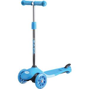 Самокат 2-х колесный Moby Kids Junior Light 2 0 120 мм синий 641135