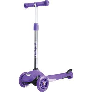 Самокат 2-х колесный Moby Kids Junior Light 2 0 120 мм фиолетовый 641137