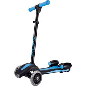 Самокат 2-х колесный Moby Kids Junior Rocket 120 мм синий 641155