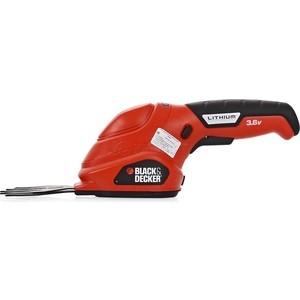 Аккумуляторные ножницы Black&Decker GSL200