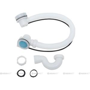 Слив-перелив Aquanet с сифоном, 70см (172979)