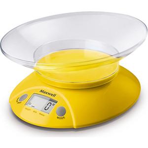 Кухонные весы Maxwell MW-1467(MC) весы кухонные maxwell mw 1476 w белый рисунок