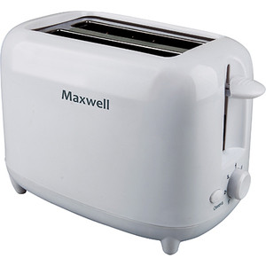 Тостер Maxwell MW-1505(W) тостер maxwell mw 1504 w 750вт белый