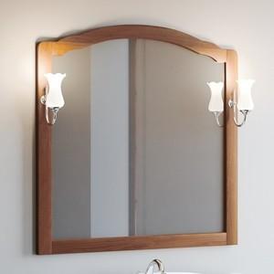 Зеркало Smile Империал 100 светлый орех, для светильника Z0000006243 (Z0000010915)