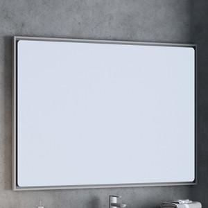 Зеркало Smile Монтэ 120 светло-серый (Z0000012246) тумба под раковину smile монтэ 90 светло серый z0000012249
