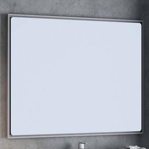 Зеркало Smile Монтэ 90 светло-серый (Z0000012243) тумба под раковину smile монтэ 90 светло серый z0000012249