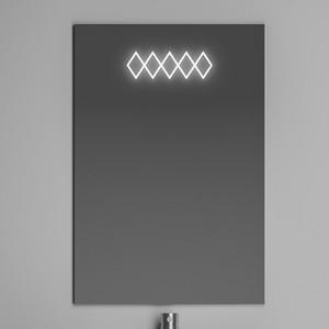 Зеркало с подсветкой Smile Торус 50 (Z0000009933) комплект мебели smile торус z0000010485 z0000009933 031600 u 01