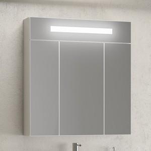 Зеркальный шкаф Smile Фреш 80 (Z0000010398) бордюр нефрит фреш камни 7x50