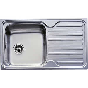 Мойка кухонная Teka Classic 1b 1d микротекстура (10119057) мойка кухонная teka stylo 1b полировка 10107026