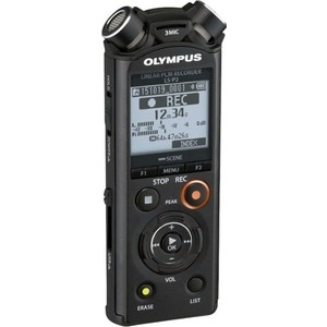 Диктофон Olympus LS-P2 диктофон olympus ls 12