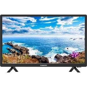 LED Телевизор Fusion FLTV-22T100T fusion fltv 32h100 black телевизор