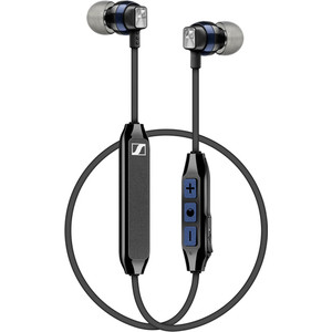 Наушники Sennheiser CX6.00BT black наушники sennheiser cx 300 ii черный cx 300 ii precision black
