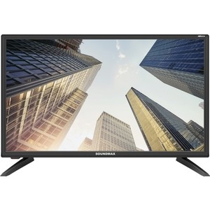 LED Телевизор Soundmax SM-LED24M01 tv led soundmax sm led24m02 hd