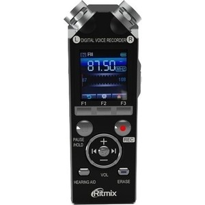 Диктофон Ritmix RR-989 8Gb цифровой диктофон digital boy 8gb usb ur08