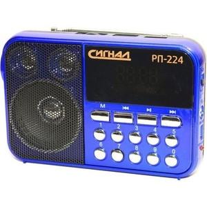 Радиоприемник Сигнал РП-224 радиоприемник сигнал рп 229