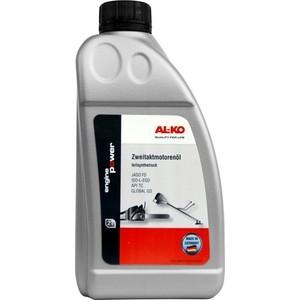 Масло 2-х тактное AL-KO полусинтетическое 1л (112896) гидравлическое масло total fluide da 1л