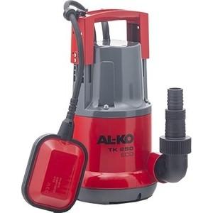 Насос погружной AL-KO TK 250 ECO предварительный фильтр al ko 250 1 110156