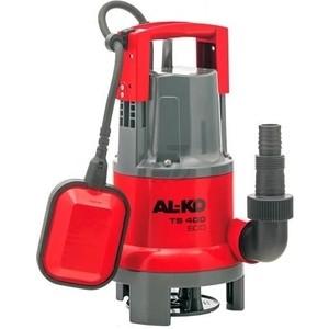 Насос погружной AL-KO TS 400 ECO бензиновая газонокосилка al ko 119765 classic 4 66 p a edition