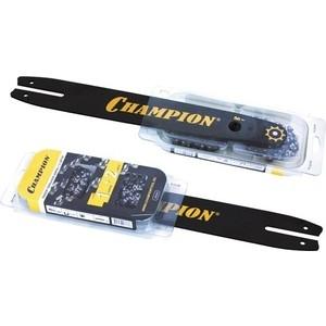Набор шина + 2 цепи Champion 16-3/8-1,6 60 звеньев цепь (163SLHD025) цепь велосипедная кмс z 610hx 7 8 мм для bm