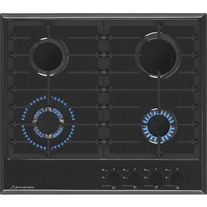 Газовая варочная панель Schaub Lorenz SLK GS6520 встраиваемая газовая варочная панель schaub lorenz slk gv6520