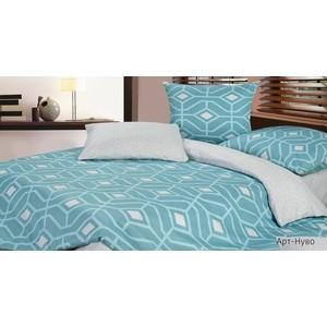 Комплект постельного белья Ecotex 1,5 сп, сатин, Арт-Нуво (КГ1Арт-Нуво) бусики колечки комплект амброзия турквенит арт st 478 sss