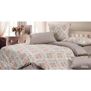 Комплект постельного белья Ecotex 1,5 сп, сатин, Лейла (КГ1Лейла) комплект постельного белья ecotex 1 5 сп сатин флоренция кг1флоренция