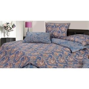 Комплект постельного белья Ecotex 1,5 сп, сатин, Совершенство (КГ1Совершенство) комплект постельного белья ecotex 1 5 сп сатин флоренция кг1флоренция