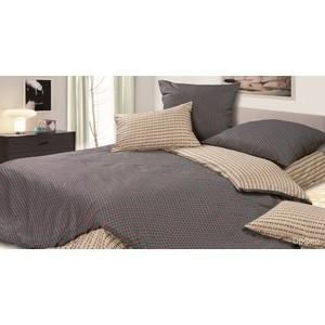Комплект постельного белья Ecotex 1,5 сп, поплин, Орфео (КП1Орфео)