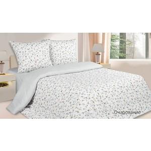 Комплект постельного белья Ecotex 1,5 сп, поплин, Очарование (КП1Очарование)