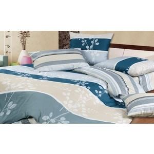 Комплект постельного белья Ecotex Евро, поплин, Мирабелла (КПЕМирабелла) комплект постельного белья ecotex евро поплин навахо кпенавахо