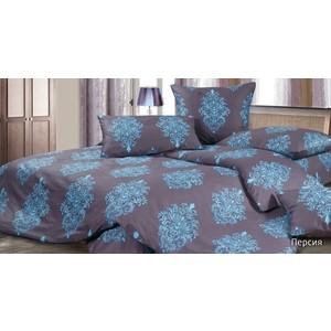 Комплект постельного белья Ecotex Евро, поплин, Персия (КПЕПерсия) комплект постельного белья ecotex евро поплин мисс роуз кпемисс роуз