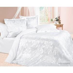Комплект постельного белья Ecotex 2-х сп, сатин-жаккард, Ностальжи (КЭМчНостальжи) комплект постельного белья ecotex 2 х сп сатин жаккард джульетта кэмджульетта
