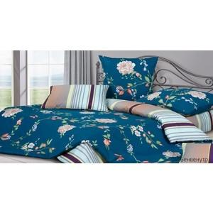 Комплект постельного белья Ecotex Евро, сатин, Бенвенуто (КГЕБенвенуто)
