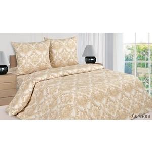 Комплект постельного белья Ecotex 1,5 сп, поплин, Легенда (КП1Легенда)