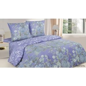 Комплект постельного белья Ecotex Семейный, поплин, Габриэль (КПДГабриэль)