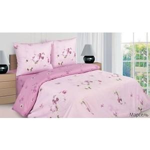 Комплект постельного белья Ecotex Семейный, поплин, Марсель (КПДМарсель)