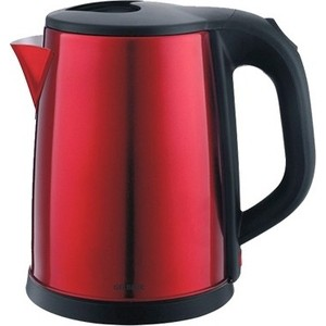 Чайник электрический Gelberk GL-321 красный чайник электрический gelberk gl 402