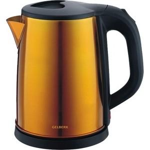 Чайник электрический Gelberk GL-322 желтый цена
